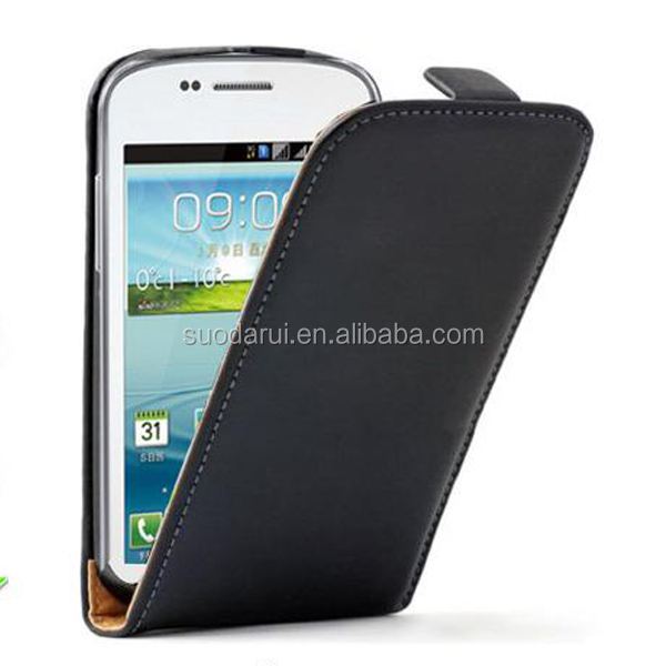 Flip Leather Cover Case for Samsung Galaxy Star Pro gt-s7262