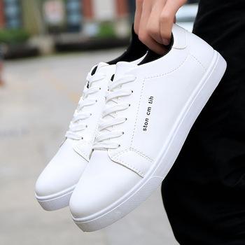 Chaussures Hommes Décontractées Blanc Chaussures Hommes 2018 Baskets Buy Chaussure Homme Chaussures Décontractées Chaussures De Sport,Chaussures
