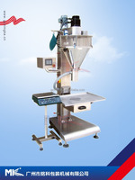 MK-B3 Semi-automatic Pepper/Milk/Flour /Coffee/Spice Powder filling machine