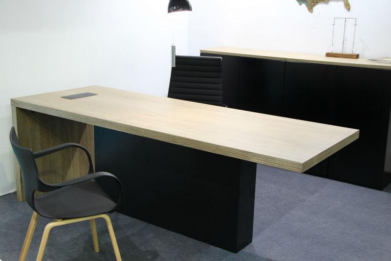 Moderno mobiliario de oficina/baratos de oficina mesa ejecutiva/moderno  vaneer madera ejecutivo escritorio