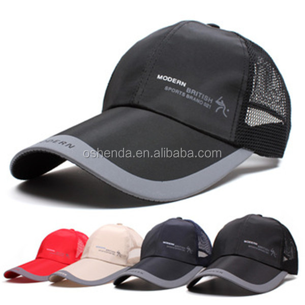 Hot Selling Logo Printed Custom Cheap Truck Mesh Cap for Promotional Gift