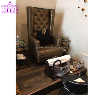 nail salon equipment lexor pedicure spa chair luxury with massage