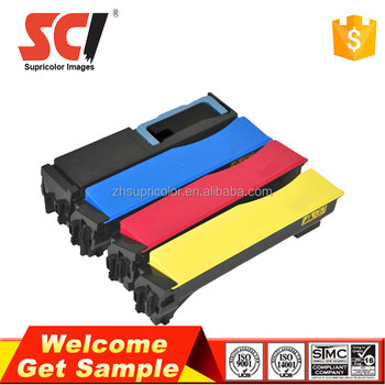 Compatible toner cartridge TK540 TK541TK542 TK543 TK544 laser toner kit for Kyocera FS-C5100DN