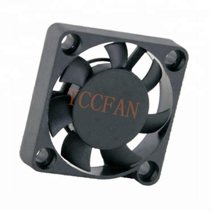 Small Micro Fan 30mm 3.3V 3.7V 5V DC Low Voltage 30x30x7mm Fan