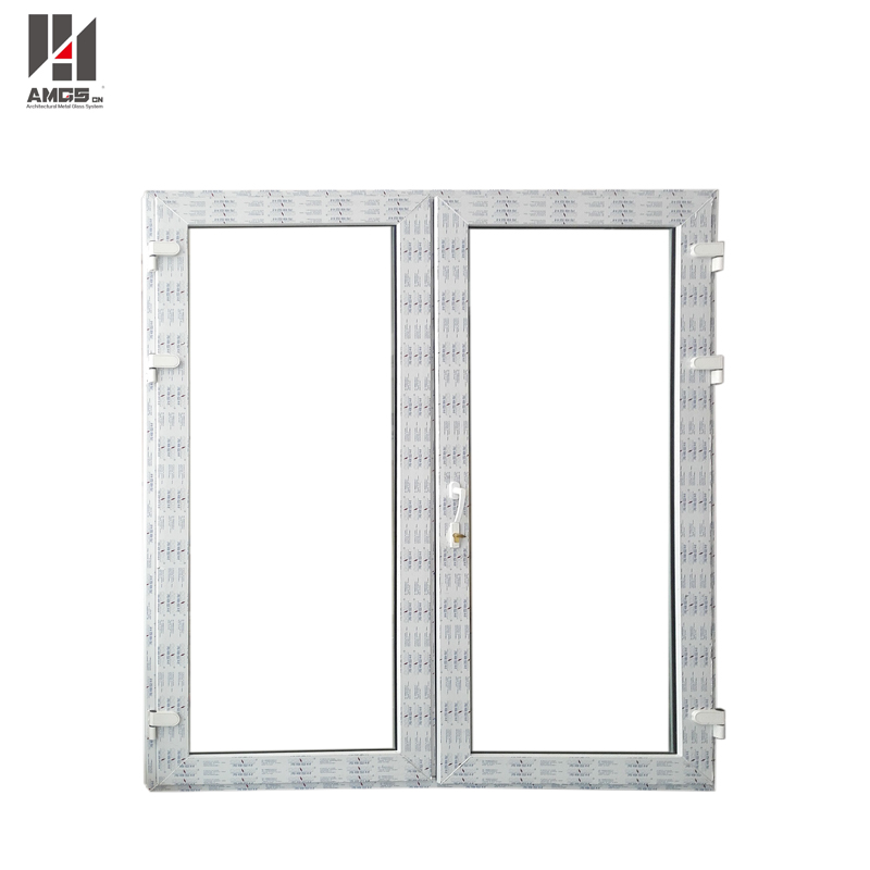 Upvc Frame Double Swing French Doors Interior Double French Door