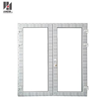 UPVC Frame Double Swing French Doors/ Interior Double French Door