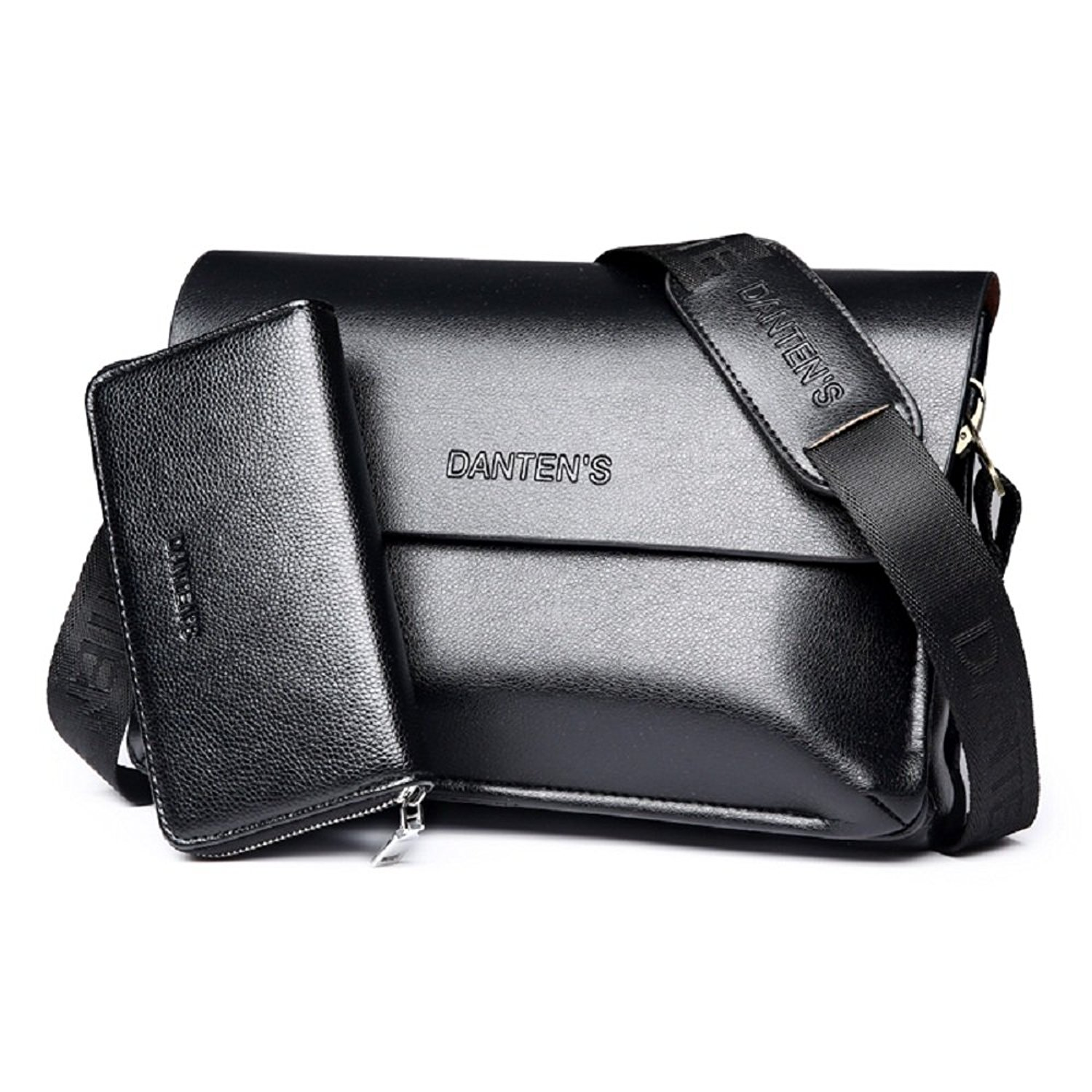 ec7913a60a81 Get Quotations · Kamay s Men s Shoulder Bag Messenger Briefcase Cow Split  Leather for the Office Messenger to Hold for