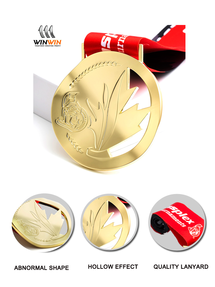 Hot selling custom college hockey dragon boat triathlon car carnival weightlifting chocolate medal