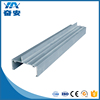 Aluminum extrusion profiles for windows and doors