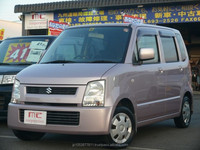 suzuki wagonr pink 2004 Good looking and Reasonable suzuki alto japan used 660cc car