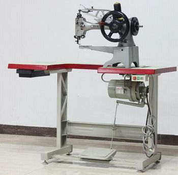 shoe patch machine