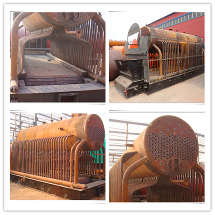 Dzl Type Boiler Descaling Chemicals And Superheated Chain Grate ...