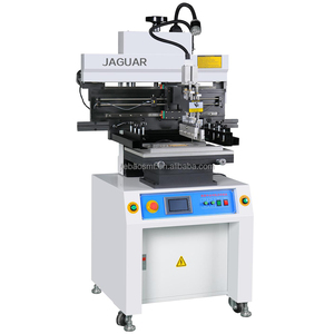 pcb printer Type smt stencil printer for printing 400mm