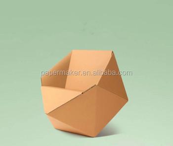 papier st hle handwerk wellpappe m bel buy product on. Black Bedroom Furniture Sets. Home Design Ideas