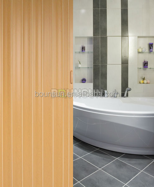 Accordion Bathroom Doors pvc accordion door, pvc accordion door suppliers and manufacturers