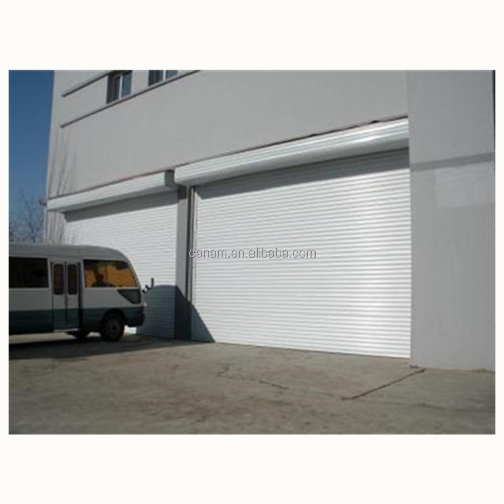 exterior steel roller shutter profile <strong>door</strong>/louver