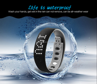 bluetooth calls reminding false call individuality signature movement data sleep tracker USB Sports Smart Wristband Bracelet