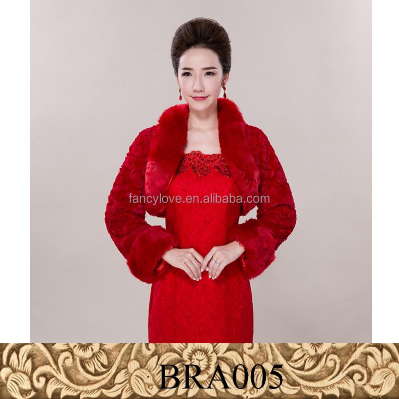 Venta al por mayor abrigos para vestidos de novia-Compre online los ...