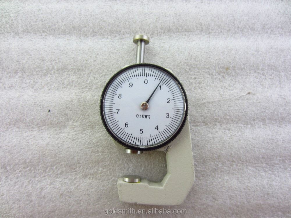 gem thickness gauge, High precision digital jewelry caliper, Diamonds measuring gauge