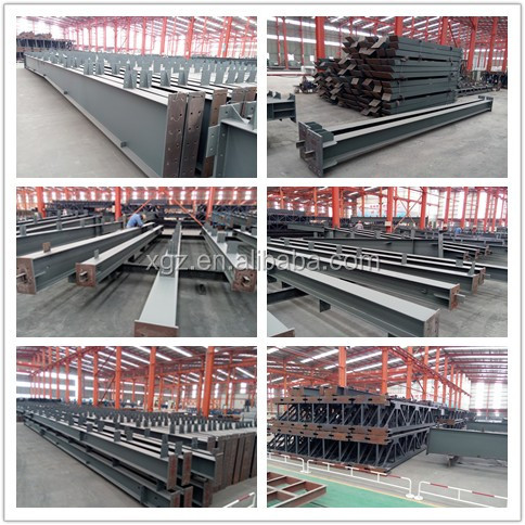 steel structure building material prices