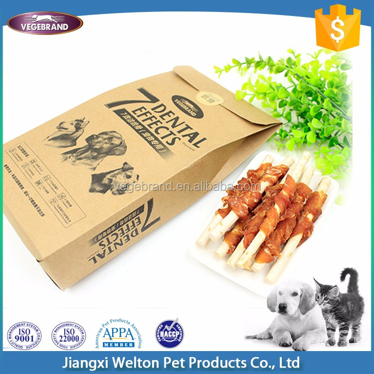 Organic Pet Treats Healthy Chicken/Duck Sticks