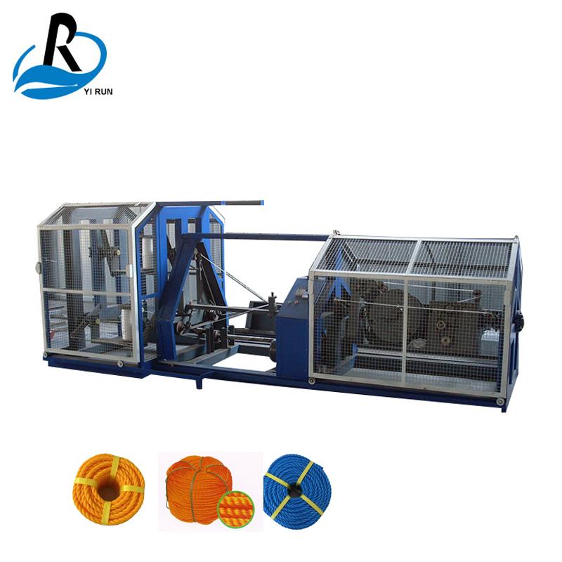 Totalmente automatizado máquina de torção da corda dos pp/corda que faz a máquina