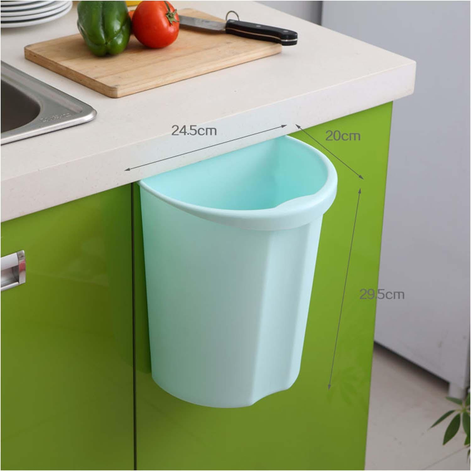 889a8f344fc Get Quotations · OOFYHOME Home wall-mounted trash cans