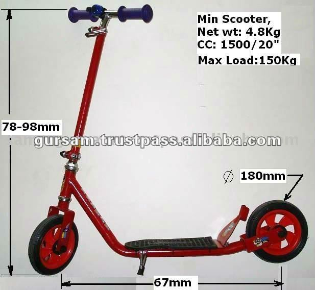 Kids Mini Scooter