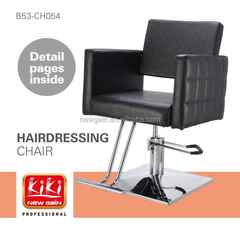 professionnelle chaise de coiffeur coupe de cheveux chaises barber salon quipement chaise de. Black Bedroom Furniture Sets. Home Design Ideas