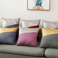Wholesale cheap pillowcase soft sofa set cushion
