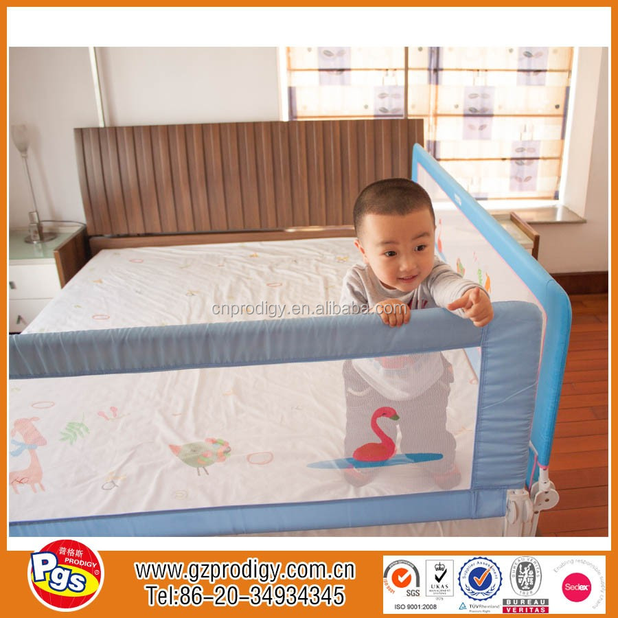 Sweeby Baby Bed Guardrail Crib Rails Fence Buffer Type 15