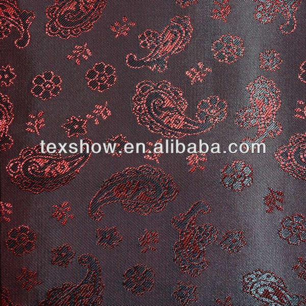Tr jacquard fabric for suits lining