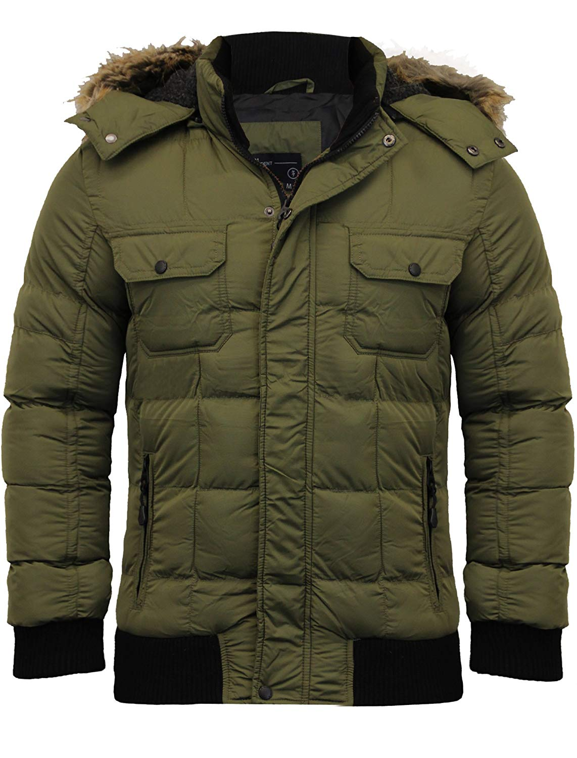 cababe0475b Cheap Mens Padded Parka, find Mens Padded Parka deals on line at ...