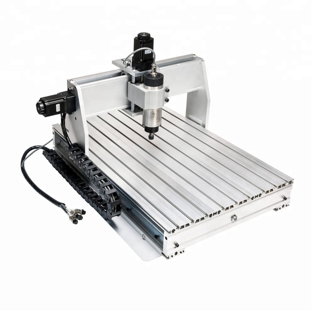 UTECH CNC 3040 router machine hout met roterende 3/4 as CNC router kit voor carving hout