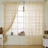 Z window curtains for christmas flocking curtain fabric stocklot fabric