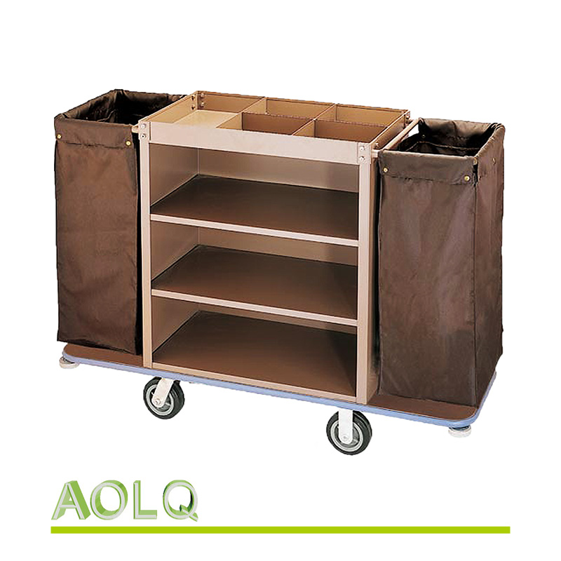 Hotel Cleaning Housekeeping Cleaning Trolley Prices