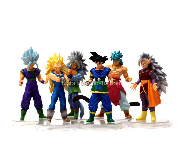 Anime Resin Dragon Ball Z Action Figure