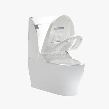 Gizo JJ-0801z plastic toilet seat Material for intelligent toilet with leakage protection