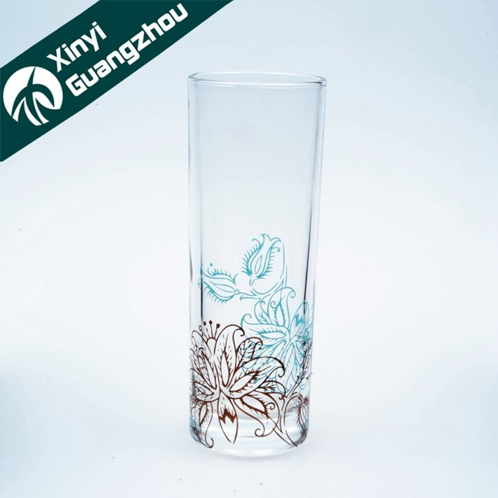 High quality highball water glass/milk glass/drinking glassware