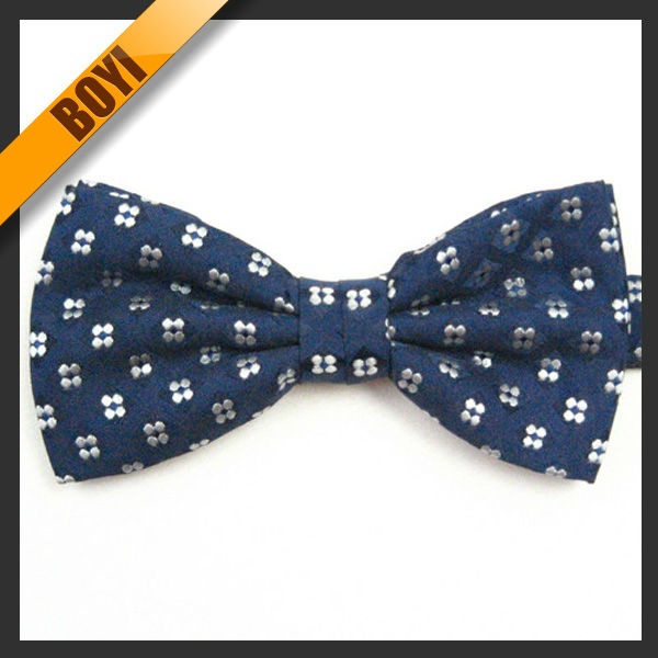 Latest Polyester School Tie Bow For Kids