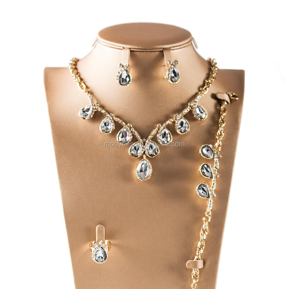 18k Gold Jewelry Sets Whole Price