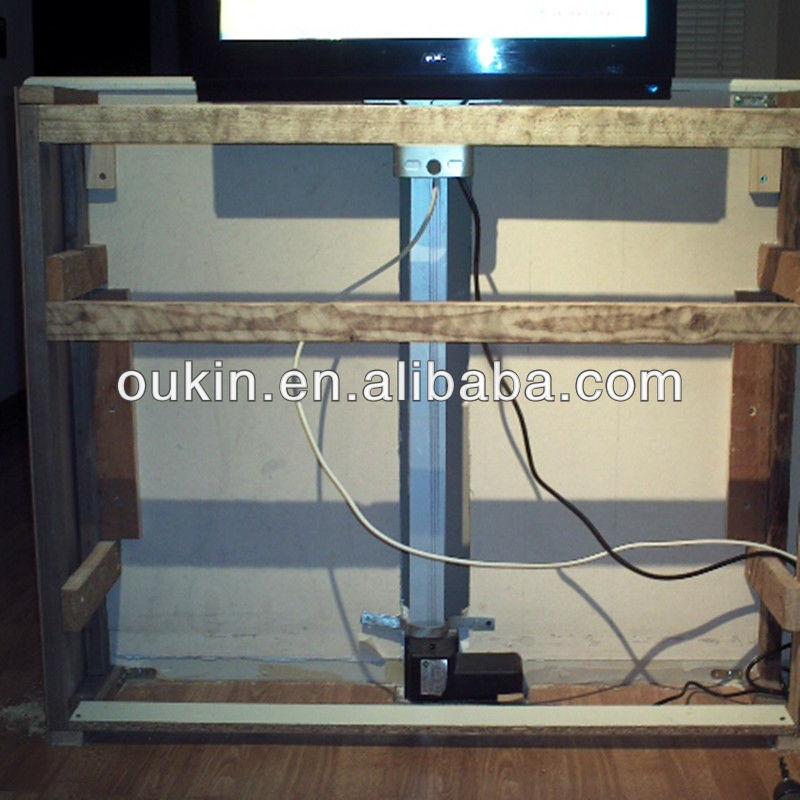 Moteur lectrique 12v lit ascenseur tv plafonniers for Meuble tv escamotable motorise