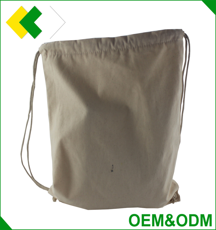 alibaba supplier china direct manufacturer customized cotton canvas bag cotton velvet drawstring bag for helmet