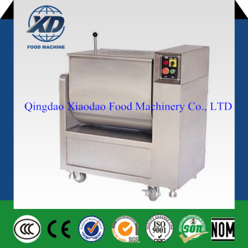 Commercial stainless steel meat mixing machine, meat mixer