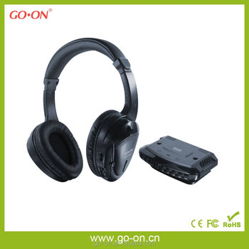863MHz900MHz Wireless Stereo Headphone