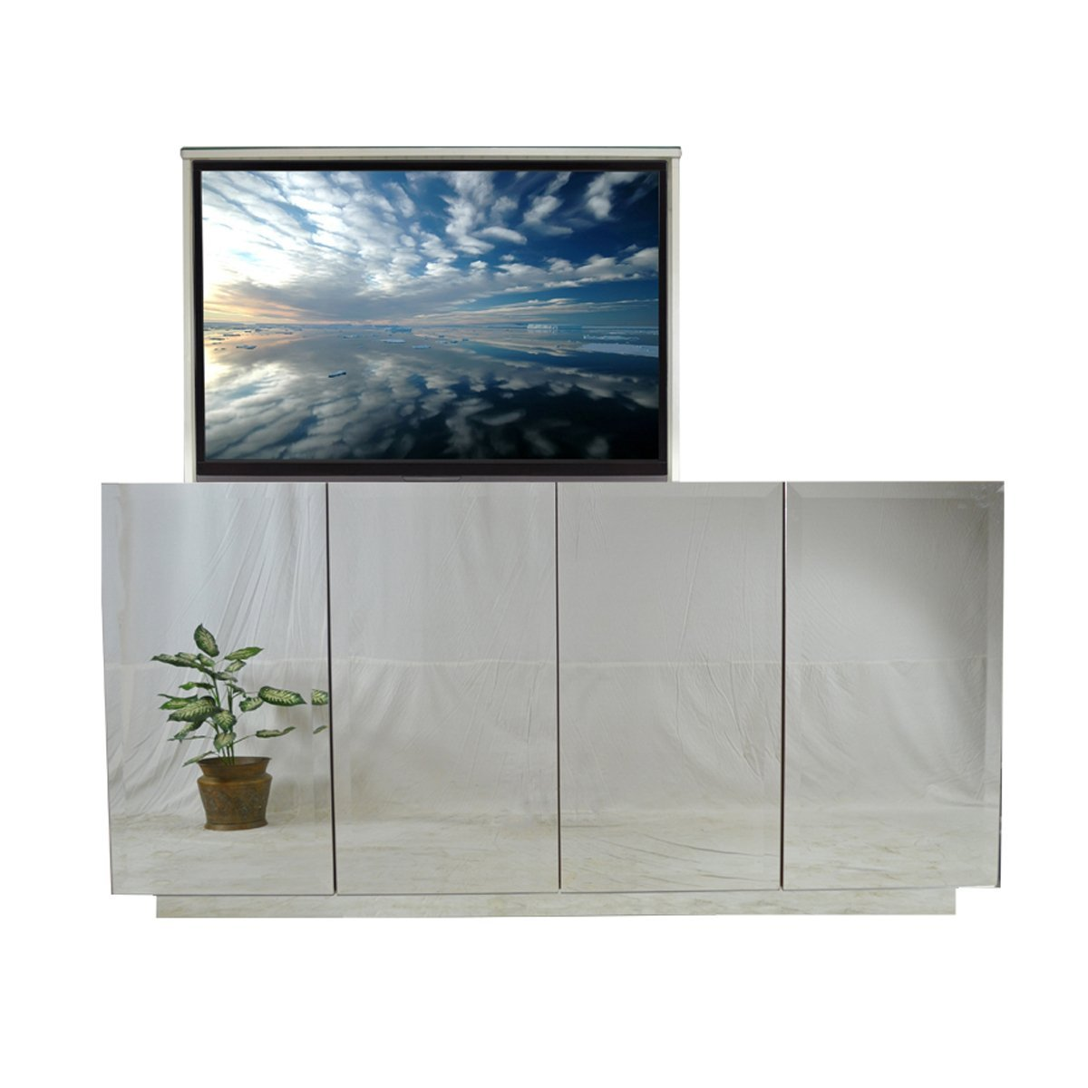 Picture of: Cheap Tv Mirror Cabinet Find Tv Mirror Cabinet Deals On Line At Alibaba Com