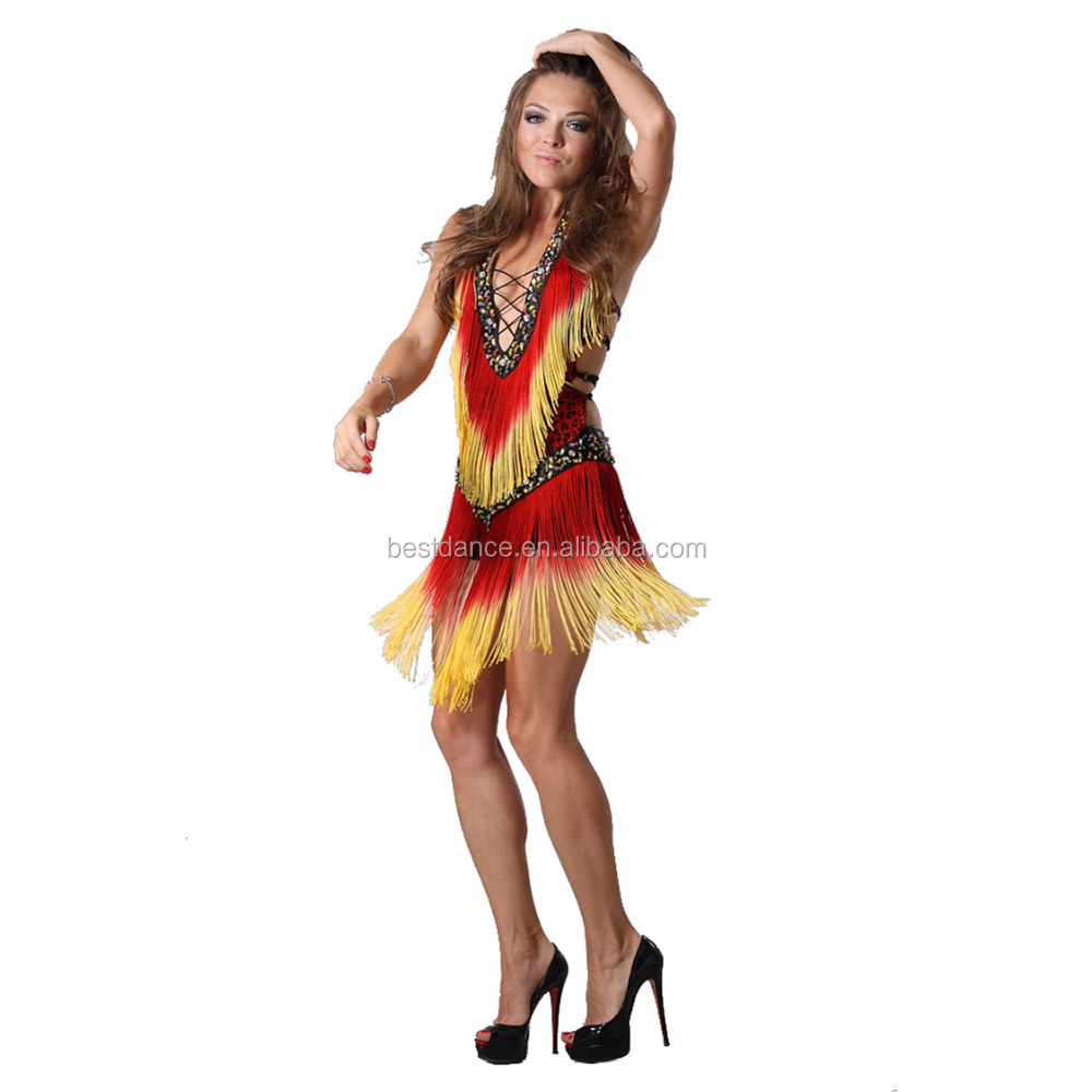 2cb6ad0f32fe China Latin Competition Dress, China Latin Competition Dress Manufacturers  and Suppliers on Alibaba.com