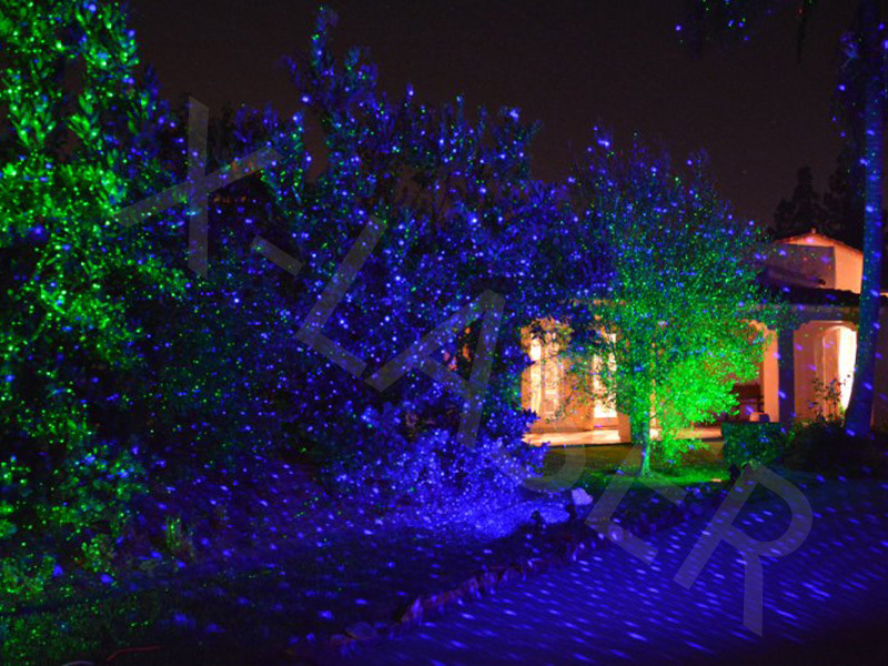 credit image - Christmas Stake Lights