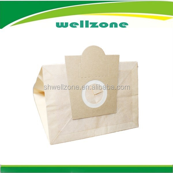 Synthetic Vacuum Cleaner Bags and Filters Paper and Nonwoven meterial