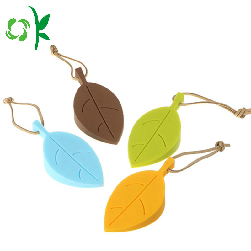 Eco-friendly Free Sample Leaf Shape Door Silicone Door Draft Stopper